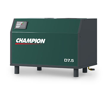 D Series D7.5 Rotary Screw Compressor