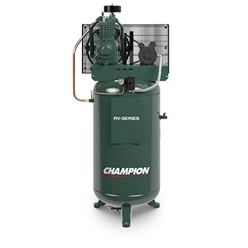 RV Series VRV5-8 Reciprocating Air Compressor